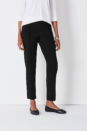 Image for Wearever Smooth-Fit Slim-Leg Ankle Pants