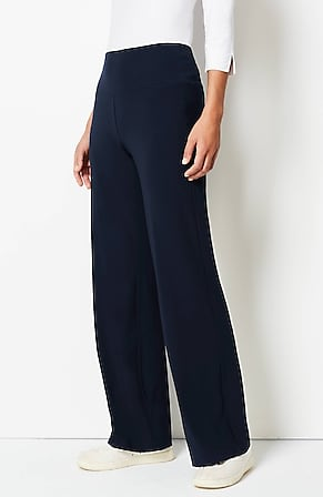 Image for Wearever Smooth-Fit Straight-Leg Pants