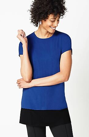 Image for Wearever Color-Blocked Tunic