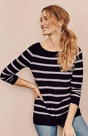 Image for Striped Sweater