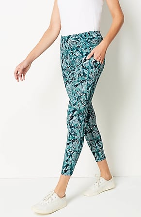 Image for Fit Performance Cropped Leggings