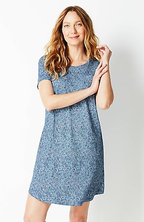 Image for Sleep Ultrasoft Patch-Pocket Gown