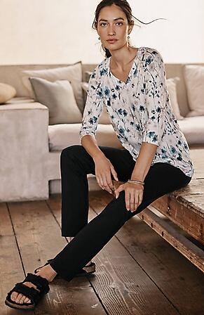 Image for Pure Jill Affinity Slim-Leg Pants