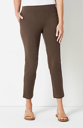 Image for Pure Jill Affinity Slim-Leg Crops