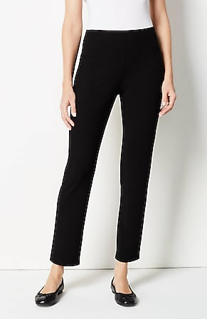 Image for Wearever Smooth-Fit Slim-Leg Pants