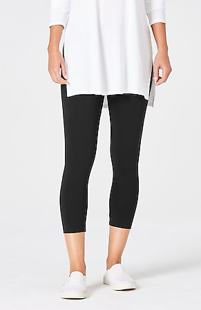 Image for Pima Capri Leggings