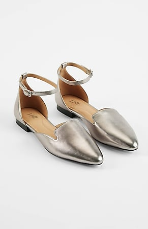 Product Image for Martine Ankle-Strap D'Orsay Flats