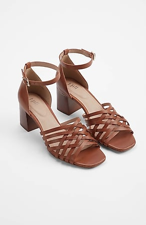 Image for Cherie Stack-Heel Huaraches