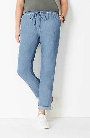 Image for Beachcomber Tie-Waist Pants