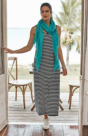 Image for Knit Maxi Tank Dress