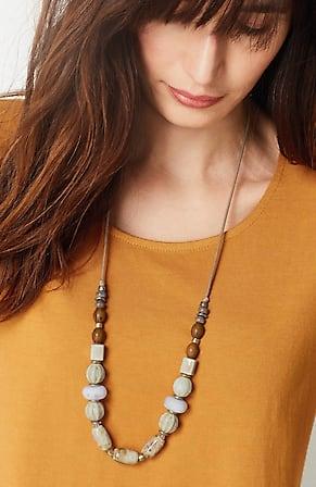 Image for Summer Sands Single-Strand Necklace