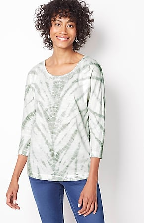 Image for Pure Jill Dolman Top
