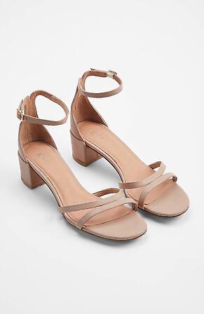 Image for Lyla Block-Heel Sandals