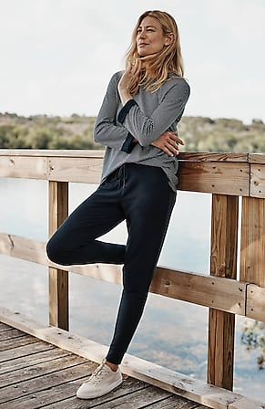 Image for Pure Jill Affinity Drawstring Joggers