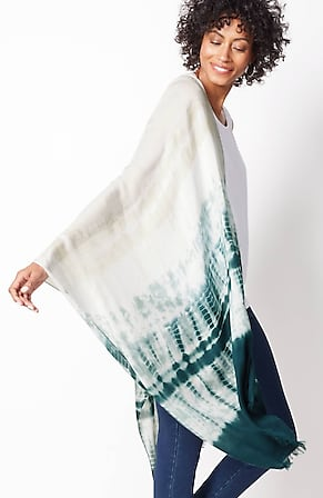 Image for Pure Jill Tie-Dyed Wrap