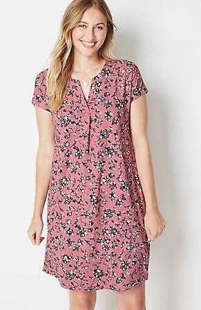Image for Wearever Center-Pleat Shirttail Dress