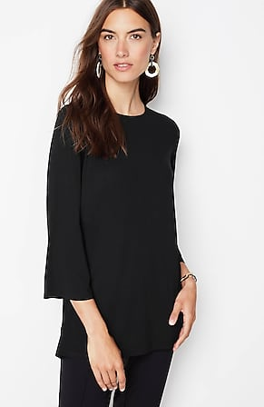 Image for Wearever Pleated-Back Tunic