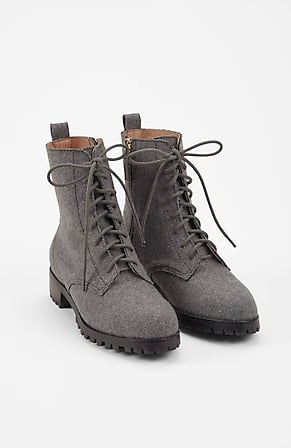 Image for Naomi Lace-Up Boots