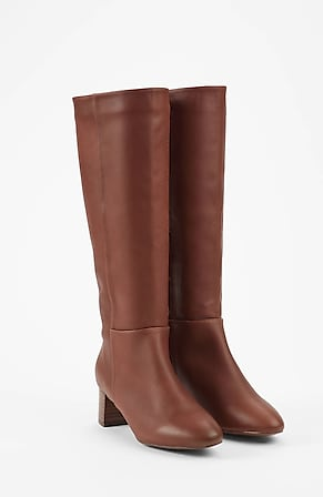 Image for Ainsley Leather Tall Boots