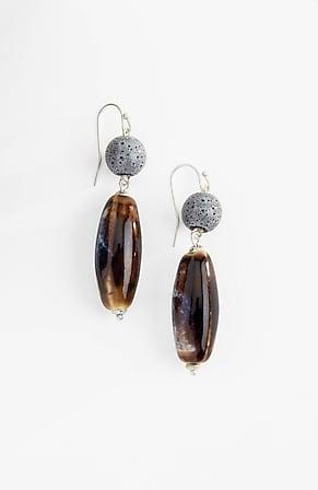Image for Pure Jill Artisanal Ceramics Drop Earrings