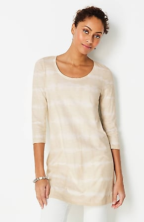 Image for Pure Jill Ballet-Sleeve Tunic