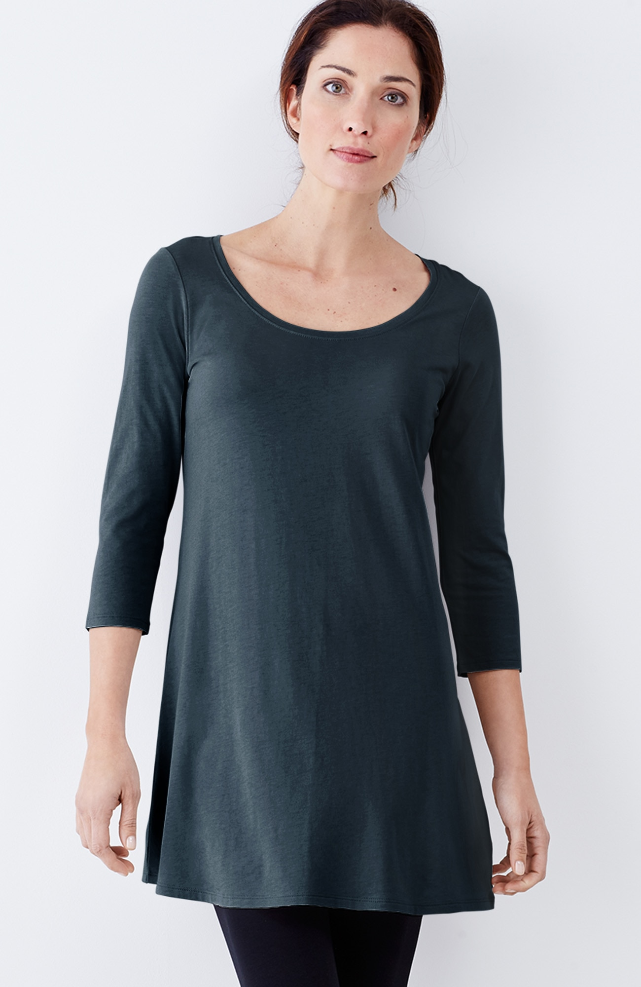 Pure Jill ballet-sleeve tunic