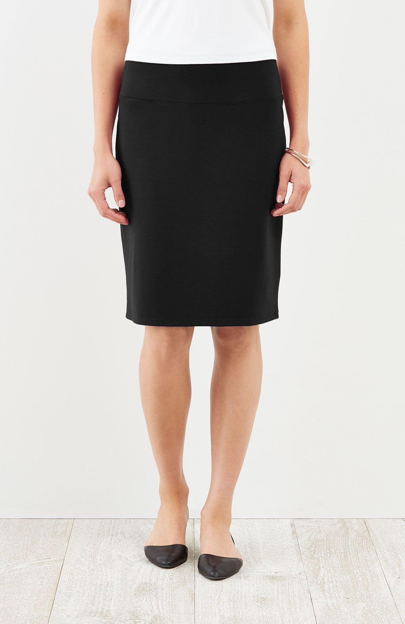 Wearever Smooth-Fit pencil skirt