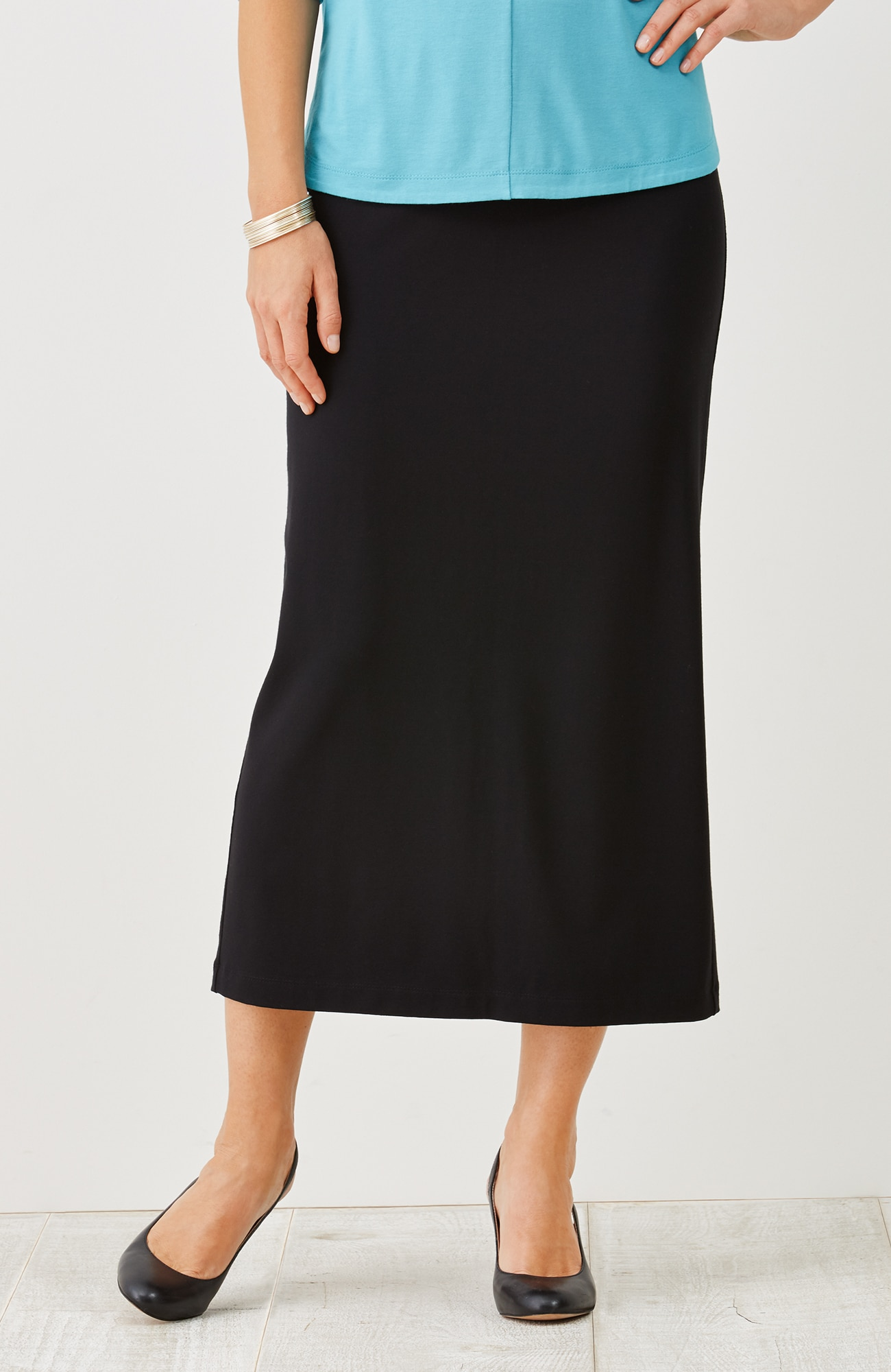 Wearever Smooth-Fit long skirt
